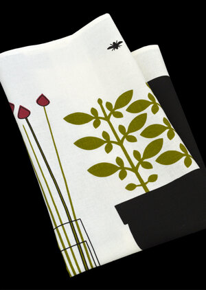 Tea towel »Basil»